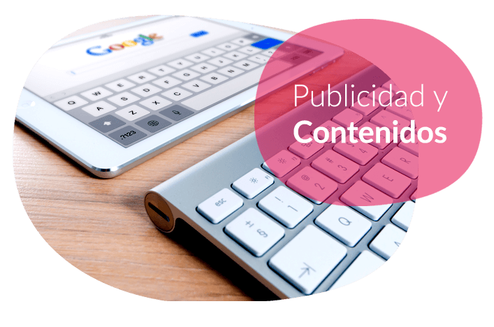 Publicidad y Contenidos - MKT Salud