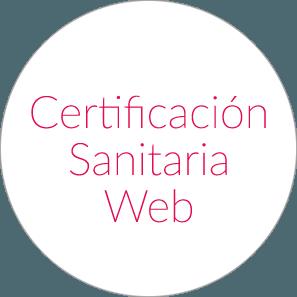 Certificación Sanitaria Web - MKT Salud Servicios