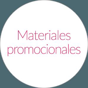 Materiales promocionales - MKT Salud Servicios