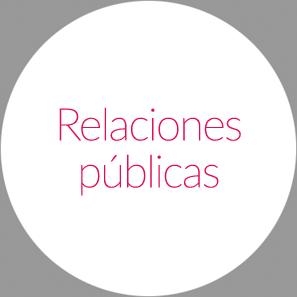 Relaciones públicas - MKT Salud Servicios