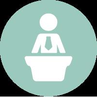 Congresos y mesas