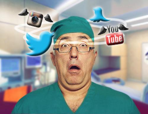 La gestión profesional de las redes sociales de una clínica